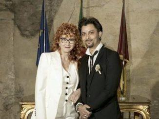 Fiorella Mannoia matrimonio