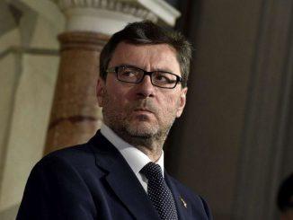 Lega, Giorgetti ha dubbi sulla linea di Salvini