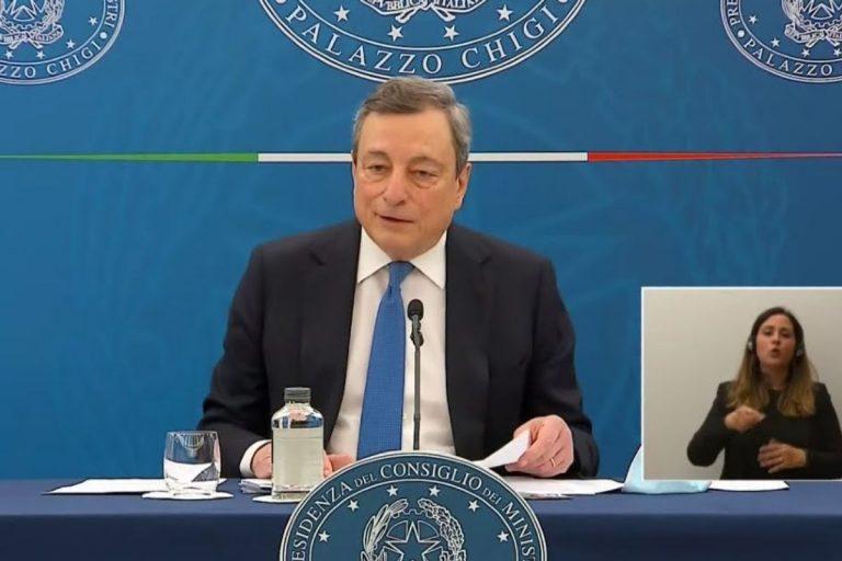Infrastrutture Draghi commissari opere