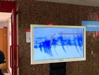 Uno scatto della Sala operativa dell'Ingv