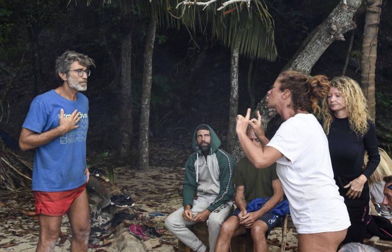 Isola dei Famosi comunicato