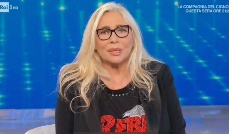 Mara Venier morte collaboratrice