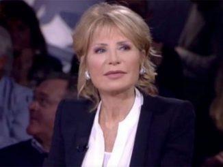 Mascherina Boschi Lilli Gruber