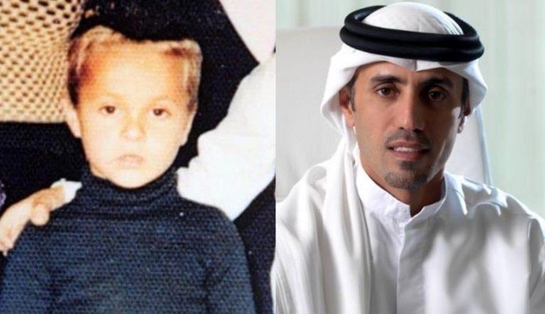 Mauro Romano e Mohammed Al Habtoor