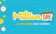 Million Day estrazione aprile