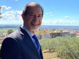 Il governatore siciliano Musumeci