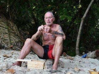 Paul Gascoigne isola