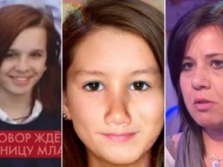 Denise ed Olesya potrebbero non essere la stessa persona