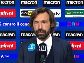 pirlo esonero Juventus