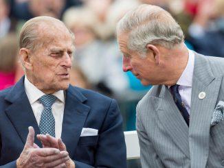 Principe Filippo Principe Carlo