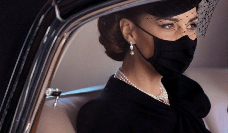 Principe Filippo collana Kate