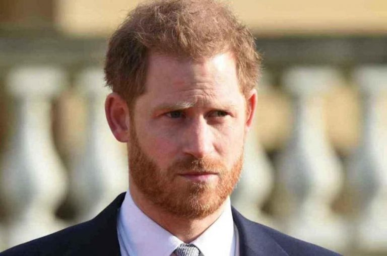 Principe Harry Londra