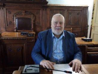 Claudio Ricci in una recente immagine