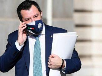 Salvini coprifuoco 23