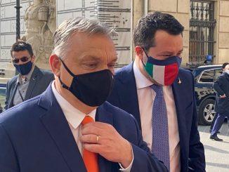 Salvini incontra Orban