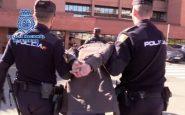 L'arresto di Alberto Sanchez