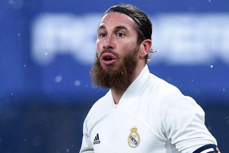 Sergio Ramos positivo covid