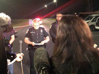 Le comunicazioni parziali della Polizia ai media