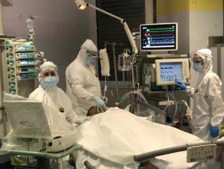 Una terapia intensiva italiana, in Brasile alcuni pazienti sono svegli