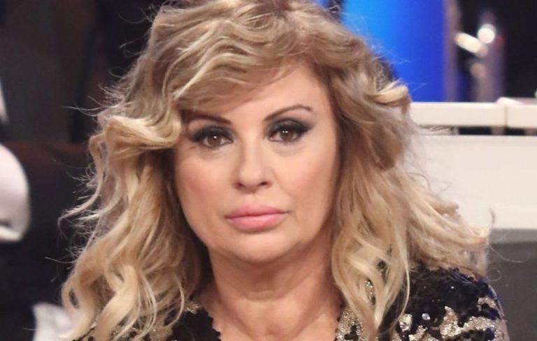 Tina Cipollari assente