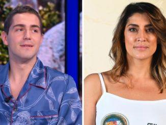 Tommaso Zorzi e Elisa Isoardi