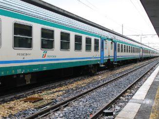 Uomo morto travolto da un treno a Montignoso (MS)