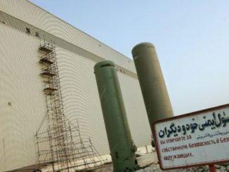 Un impianto nucleare civile in Iran