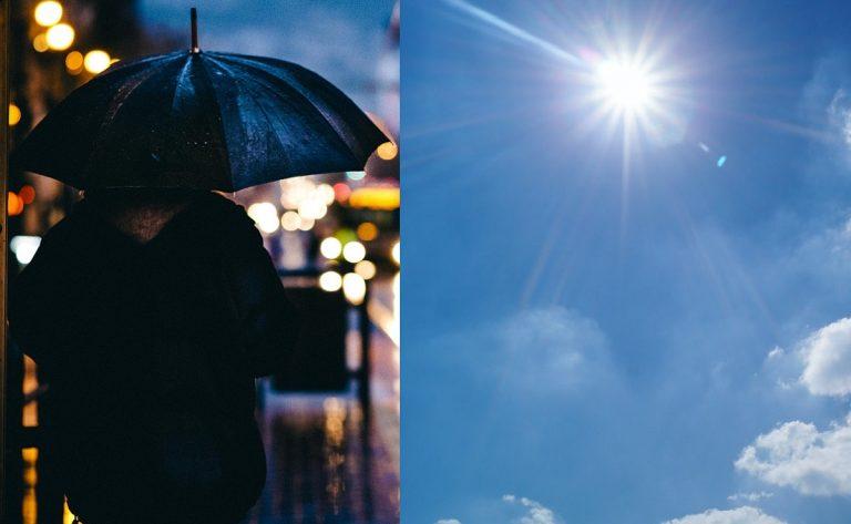 Previsioni meteo: Italia spaccata in due