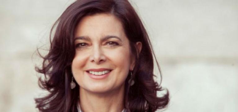 """Laura Boldrini: """"l'intervento è andato bene"""""""