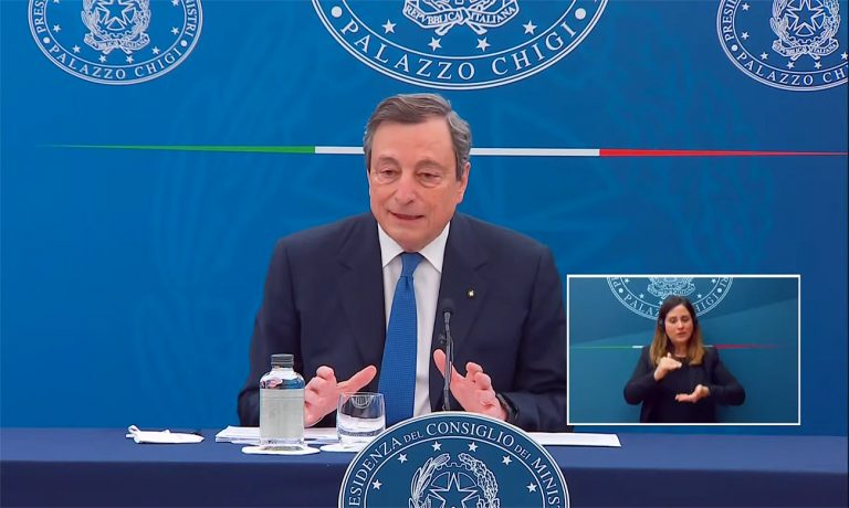 conferenza stampa draghi 768x460