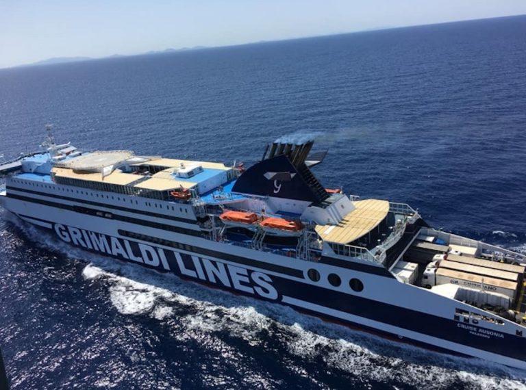 cruise ausonia in navigazione verso civitavecchia 1 768x570
