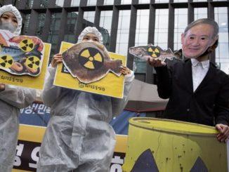 Acqua contaminata della centrale nucleare di Fukushima sversata in mare, la decisione