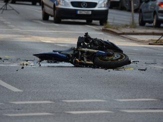 incidente moto