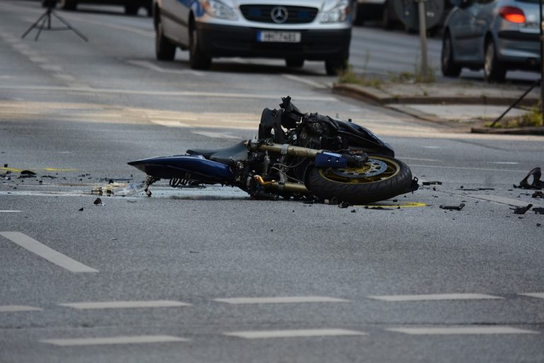 incidente moto