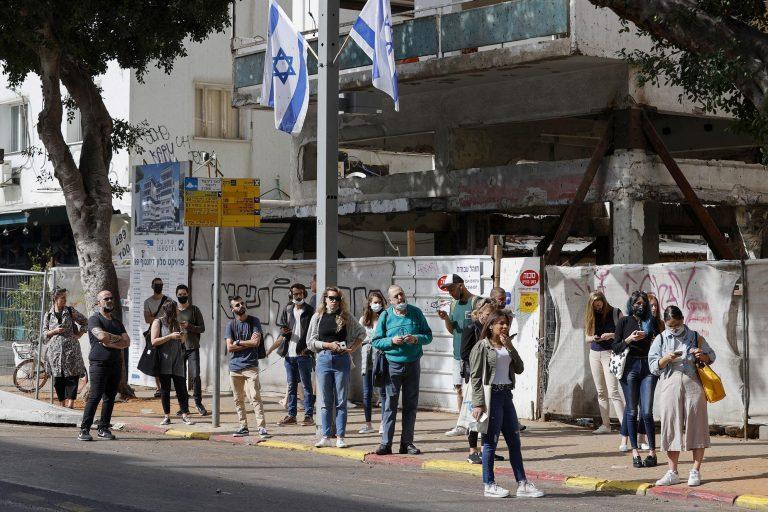 israele morti covid