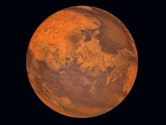 Marte: prodotto ossigeno respirabile