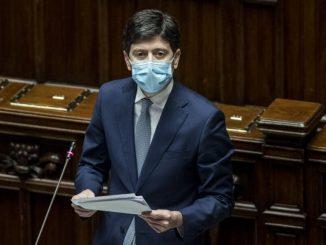 minacce morte ministro Speranza