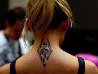 nascondere un tatuaggio