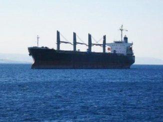 nave iraniana esplosione
