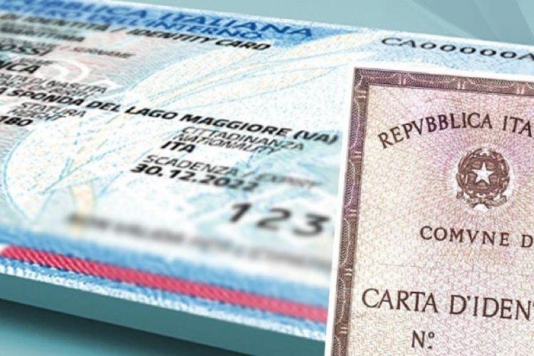 proroga carte d'identità patente