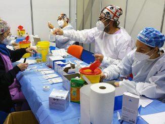 la sardegna supera la quota delle 12 mila vaccinazioni giornaliere