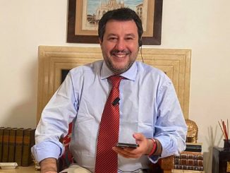 """Vaccini ai detenuti, Salvini: """"Prima i disabili"""""""