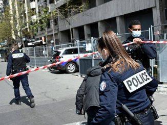 sparatoria parigi