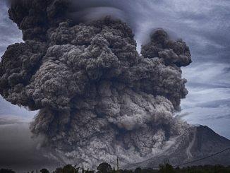 Eruzione vulcanica nei Caraibi a St.Vincent