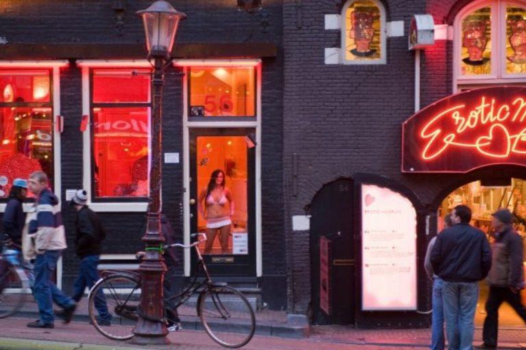 Amsterdam quartiere luci rosse