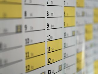 Calendario delle riaperture: anticipi per la ripartenza