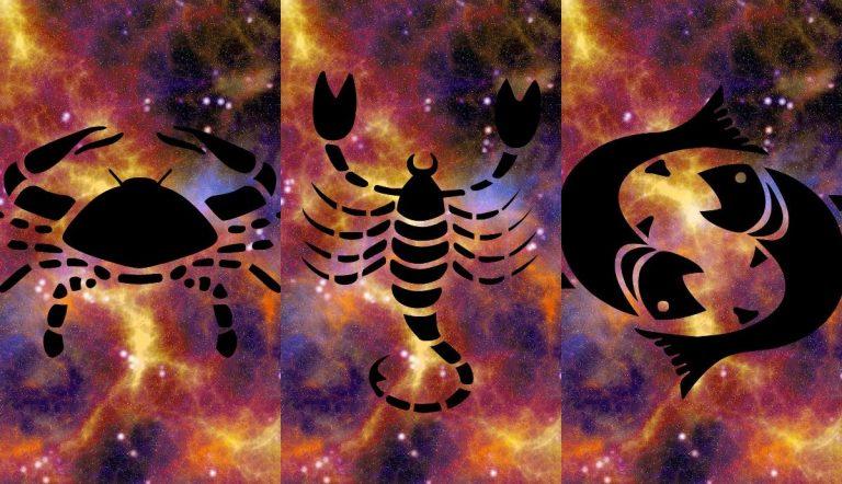 Cancro Scorpione Pesci