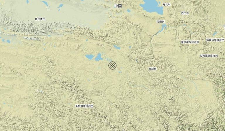 Cina terremoto Qinghai