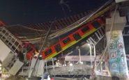 Città del Messico ponte metro