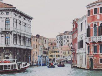 Covid Venezia turisti